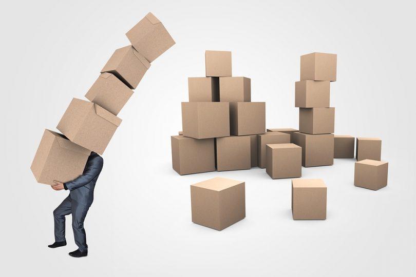Kartonske kutije za kreativnu upotrebu