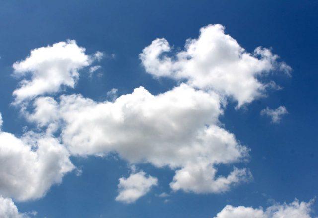 Oblaci, klima, slika: https://www.pexels.com